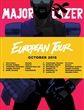 Major Lazer - European Tour