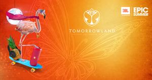 Gagnez un haut-parleur JBL Bluetooth Charge 3 et vos duo tickets pour Tomorrowland !