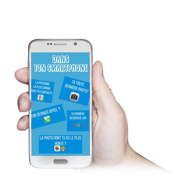 #DTS : Dans ton smartphone