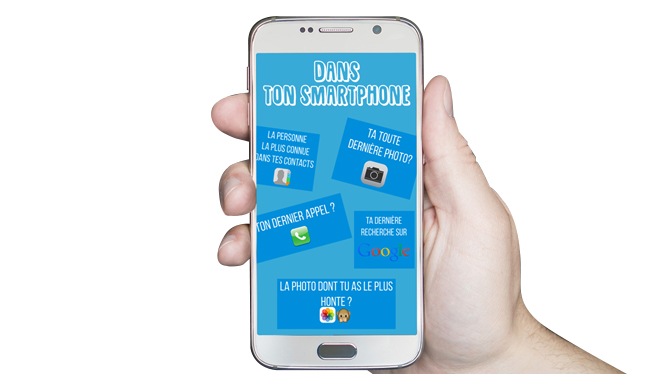 #DTS - Dans ton smartphone