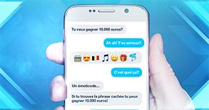Vous voulez gagner 10.000 euros grâce à Radio Contact ?