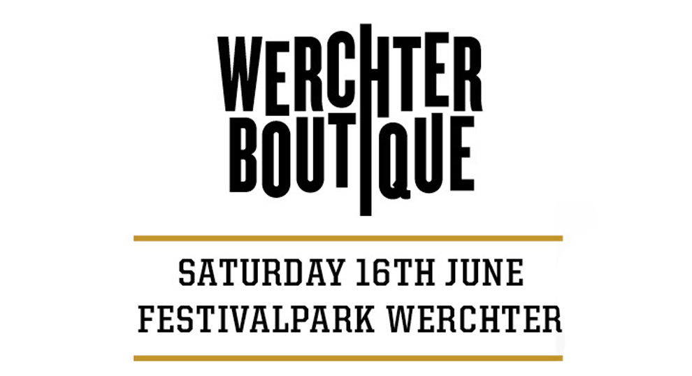 Werchter Boutique 2018