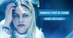 Gagnez vos places pour le showcase privé de Louane !