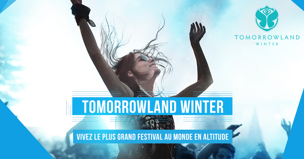 Vivez le plus grand festival au monde en altitude avec Radio Contact !